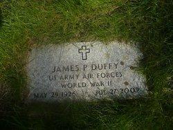 James P Duffy