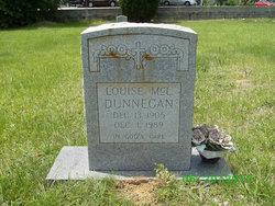 Louise <i>McLeod</i> Dunnegan