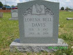 Lorena Bell Davis