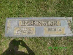 Ruth M Harrington