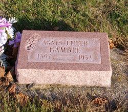 Agnes Laura <i>Leiter</i> Gamble