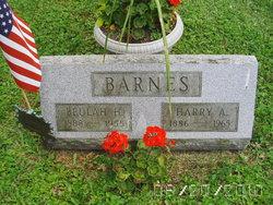 Beulah <i>Hatch</i> Barnes