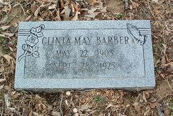 Clinta May <i>Freeman</i> Barber