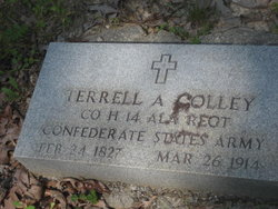 Terrell A Colley