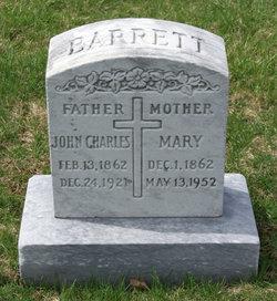 Mary <i>Tarpy</i> Barrett