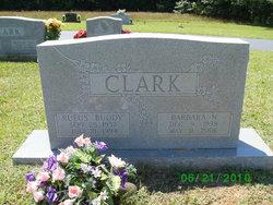 Rufus Buddy Clark