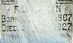 Franklin Lawson Brown