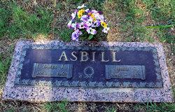 Jessie Gertrude <i>McAfee</i> Asbill