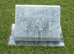 Dorothy W. Price