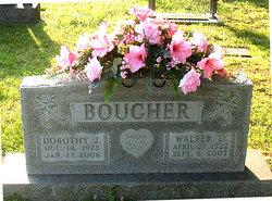 Dorothy Dot Jean Dot <i>Clauson</i> Boucher