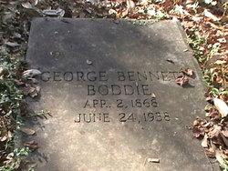 George Bennett Boddie