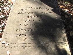 Elizabeth W. <i>Boddie</i> Battle