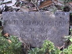 Robert Sherwood Little Robert Boddie