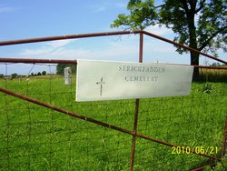 Strickfaden Cemetery