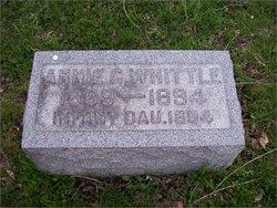Annie Gertrude <i>Romberger</i> Whittle