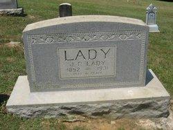 James Davis Lady