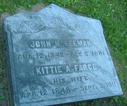 Kittie A. <i>Fargo</i> Beeman