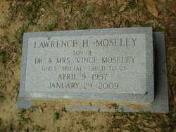 Lawrence Holleman Moseley