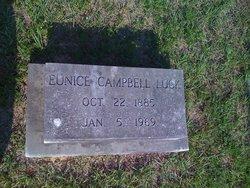 Eunice <i>Campbell</i> Luck