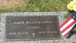James William Long