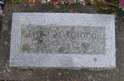 Harriet Mae Hattie Scroggs