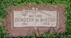 Dorothy Marie <i>Welty</i> Barton