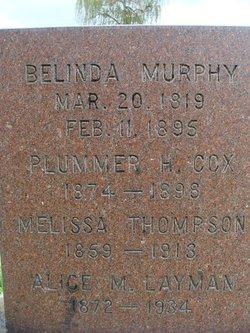 Belinda <i>Pettingill</i> Murphy
