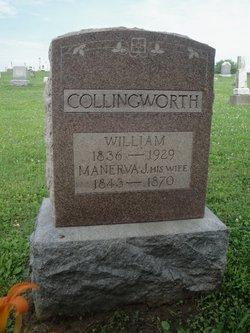 Manerva Jane <i>Scott</i> Collingworth