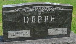 Reuben Alfred Deppe