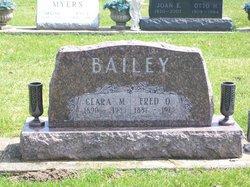 Clara May <i>Wadsworth</i> Bailey