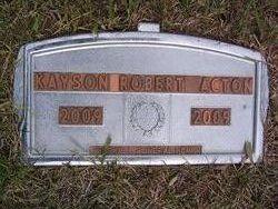Kayson Robert Acton