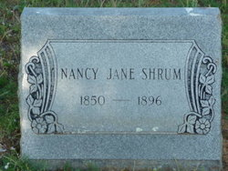 Nancy Jane <i>Rich</i> Shrum