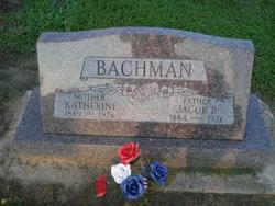Katherine <i>Zimmerman</i> Bachman