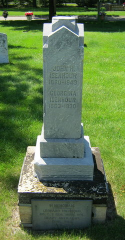 John Hamilton Isenhour