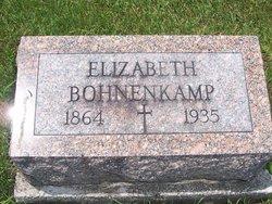 Elizabeth <i>Otte</i> Bohnenkamp