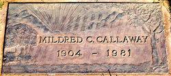 Mildred Comora <i>Doyle</i> Callaway