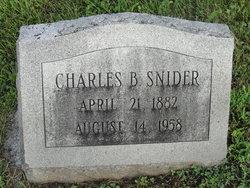 Charles Bodine Snider