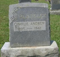 Charlie Andrew Blakeley