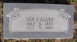 Ben Jasper Allen
