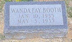 Wanda Fay Booth