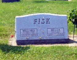 Melda Rebecca <i>Thielke</i> Fisk