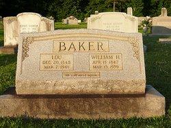 William Harrison Billy Baker