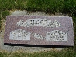 Roswell Blood, Sr