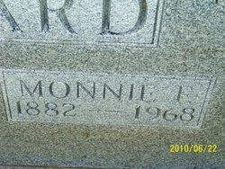Monnie Floyd <i>McDaniel</i> Howard