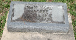 John Issac Ike Baldree