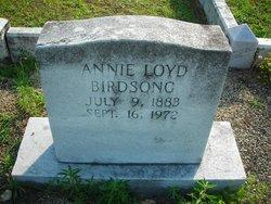 Annie <i>Loyd</i> Birdsong