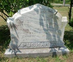 Charles E Pushard