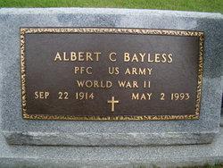 Albert C Bayless