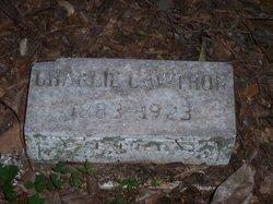 Charles Clayborn Charlie Cawthon