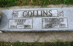 Florence Margaret Maggie <i>Ruf</i> Collins